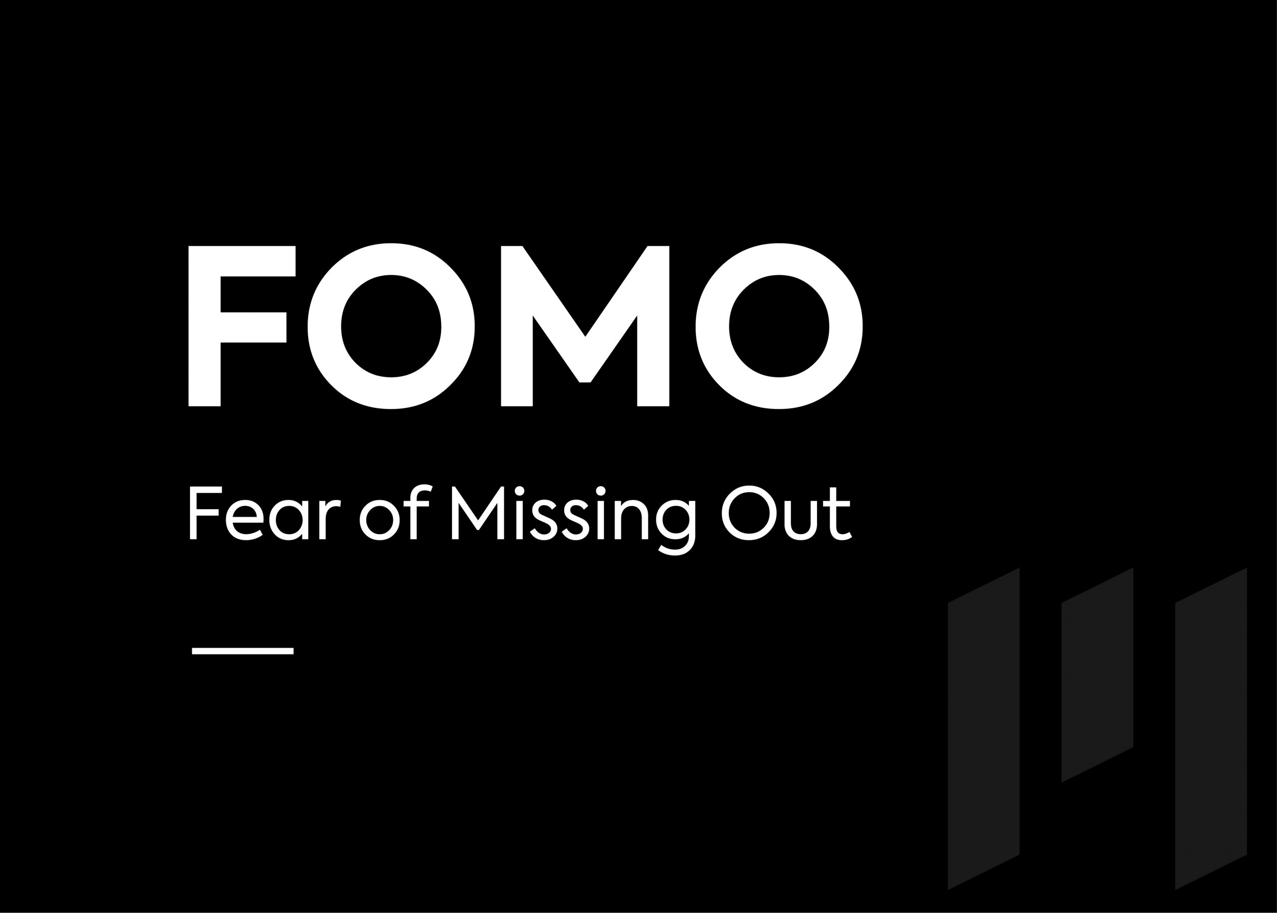 Using FOMO to increase conversions.