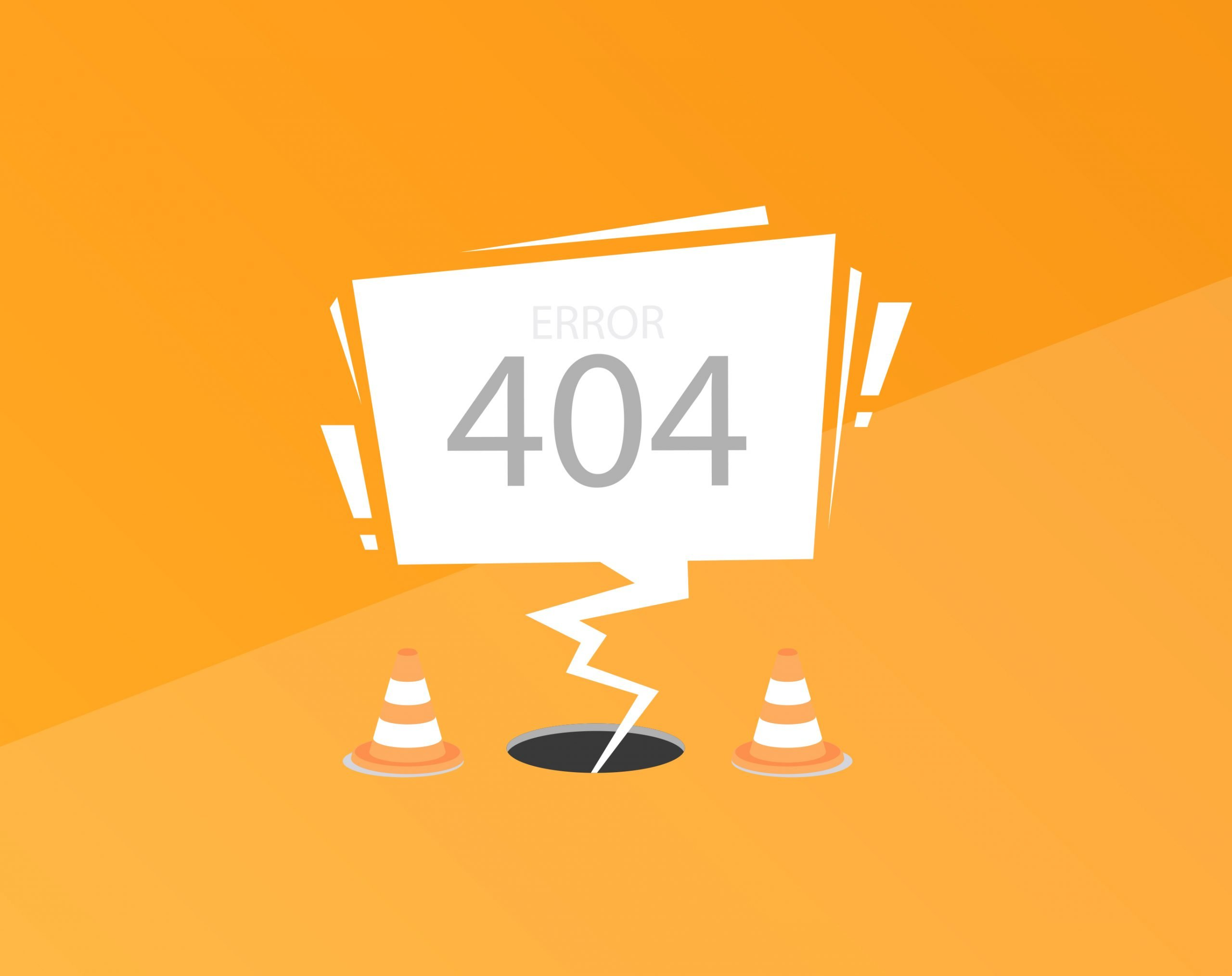 6 great examples of 404 error pages for Arabic websites that convert