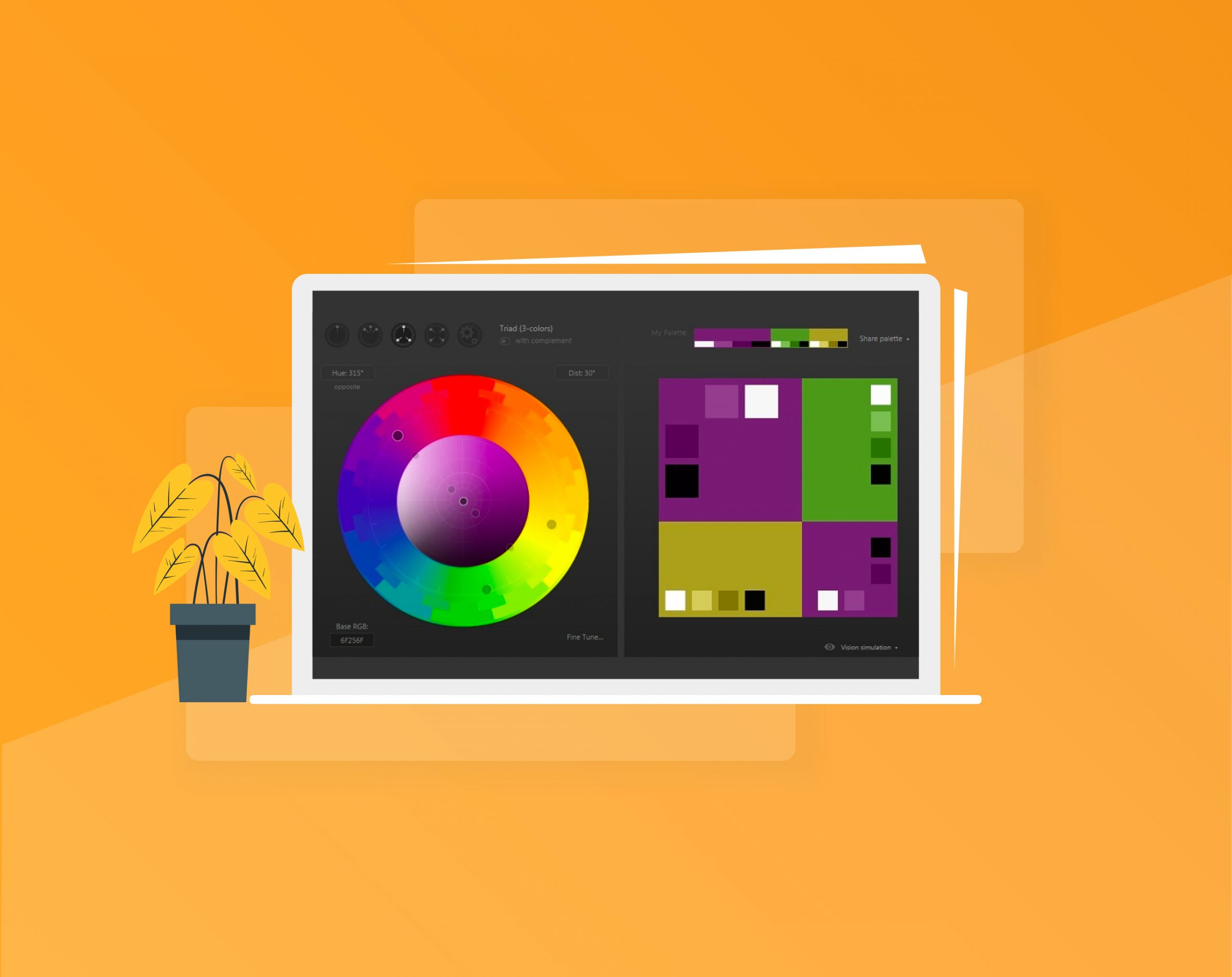 Color Accessible websites: What are they & how can we master them?